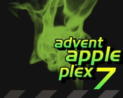 Advent Apple Plex 7